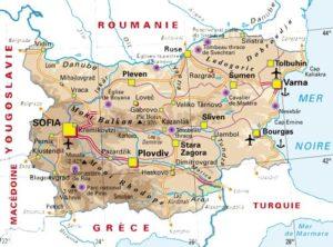 carte-bulgarie